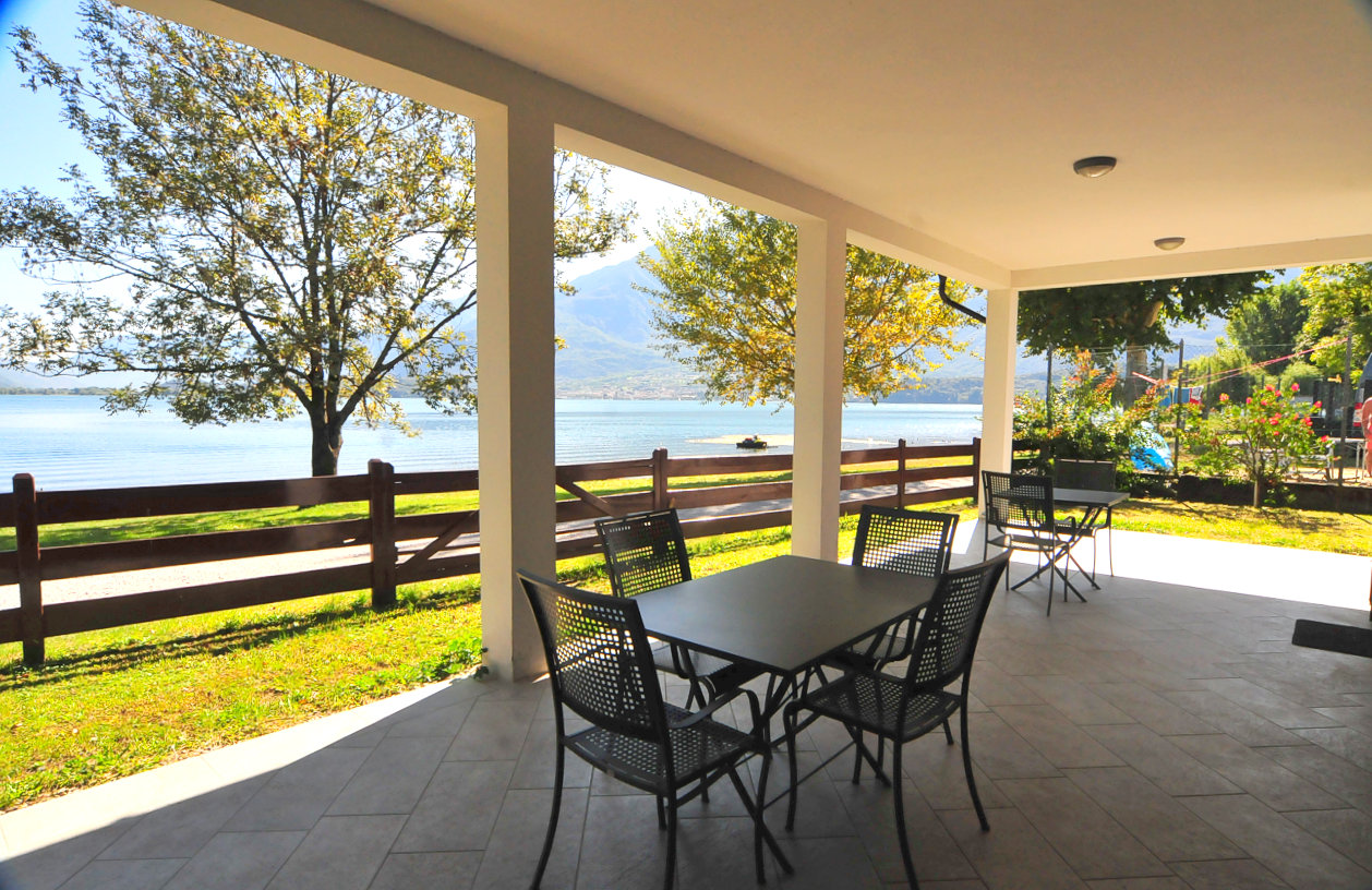 Casa per vacanza in affitto Domaso lago di Como
