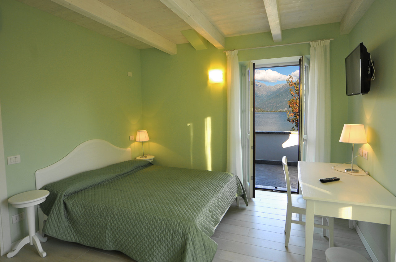 junior suite lake view lake Como