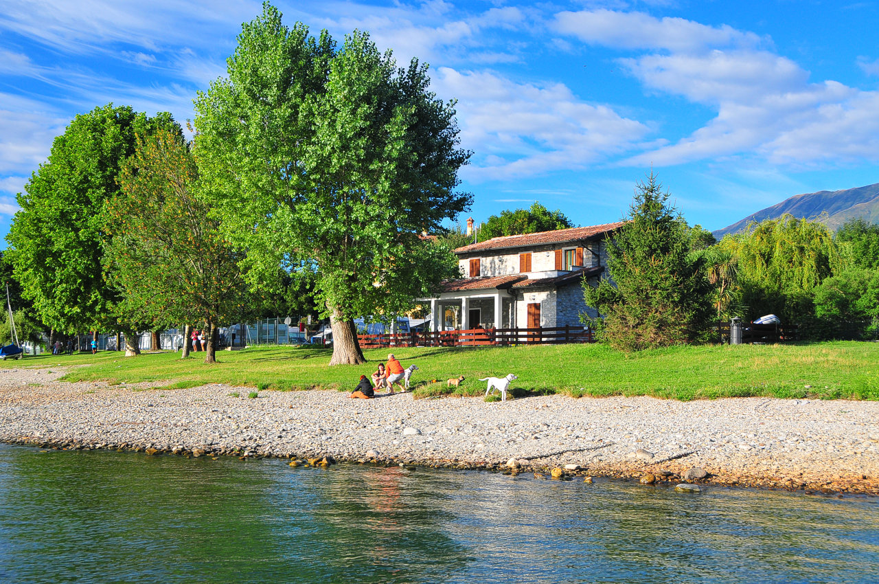 Villa Carolina Domaso lago di Como