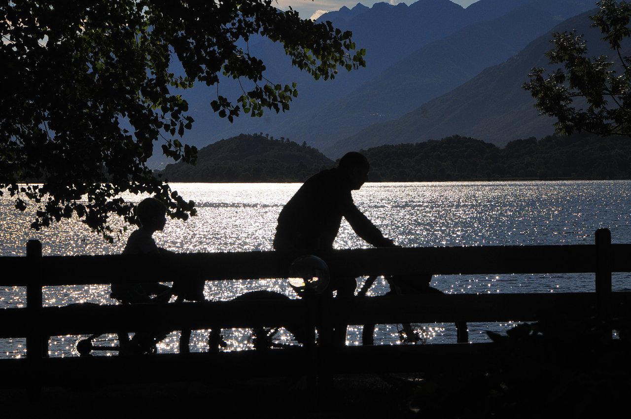 Villa de vacances sur le lac de Côme