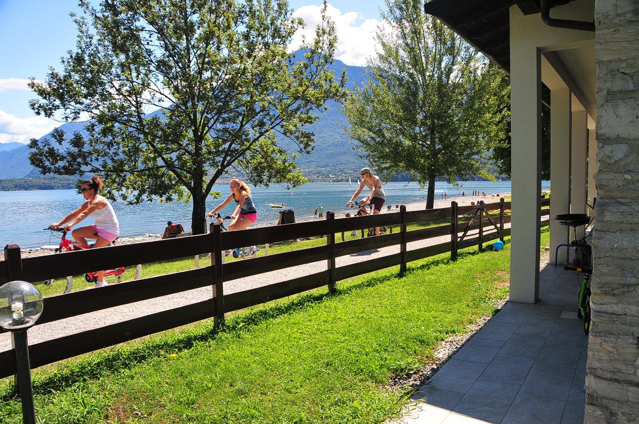Villa in affitto lago di Como