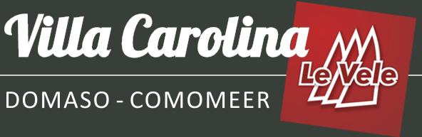 Villa Carolina Comomeer - Vakantie appartementen en kamers voor vakanties in Domaso aan het ComomeerComomeer