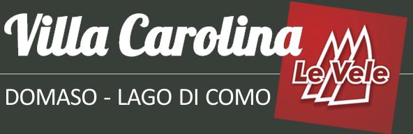 Villa Carolina lago di Como - affitto appartamenti e camere per vacanze a Domaso sul lago di Comolago di Como